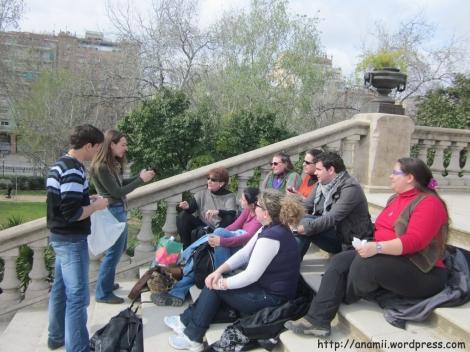 Yincana Pagana Barcelona, PFI, Ostara